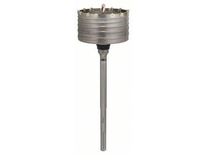 BOSCH Dutá vrtací korunka SDS max-9 Professional