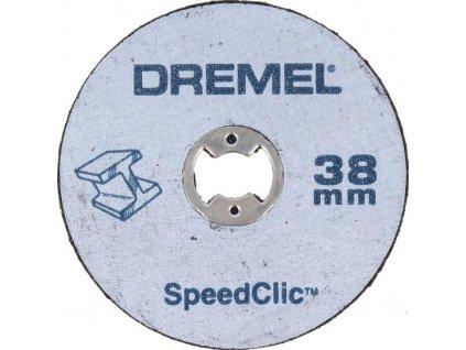 Základní souprava s rychloupínáním DREMEL® EZ SpeedClic. (SC406)