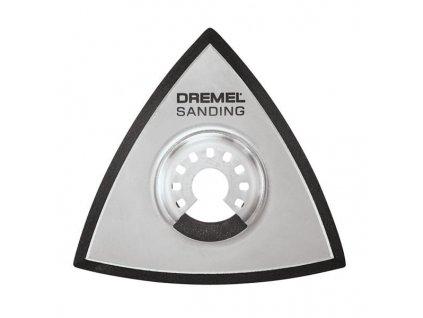DREMEL® Multi-Max, brusný talíř srychloupínáním Quick Fit na suchý zip (MM14)