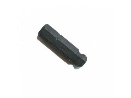 """Bit 6.0mm krátký 1""""/25mm"""