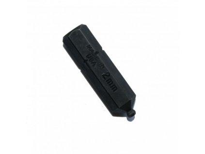 """Bit 2.0mm krátký 1""""/25mm"""