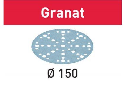 Brusné kotouče STF D150/48 P1000 GR/50 Granat