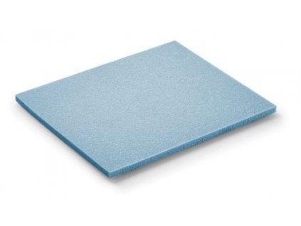 Brusný papír 115x140x5 MF 1500 GR/20 Granat