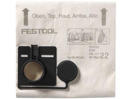 Filtrační vak FIS-CT 33 SP VLIES/5