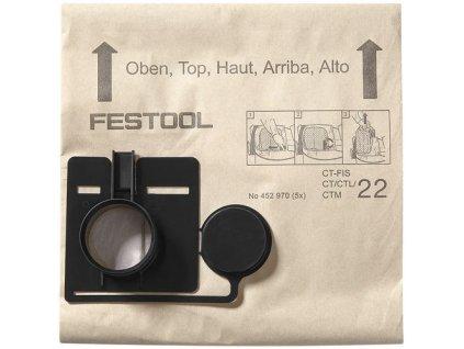 Filtrační vak FIS-CT 33/20