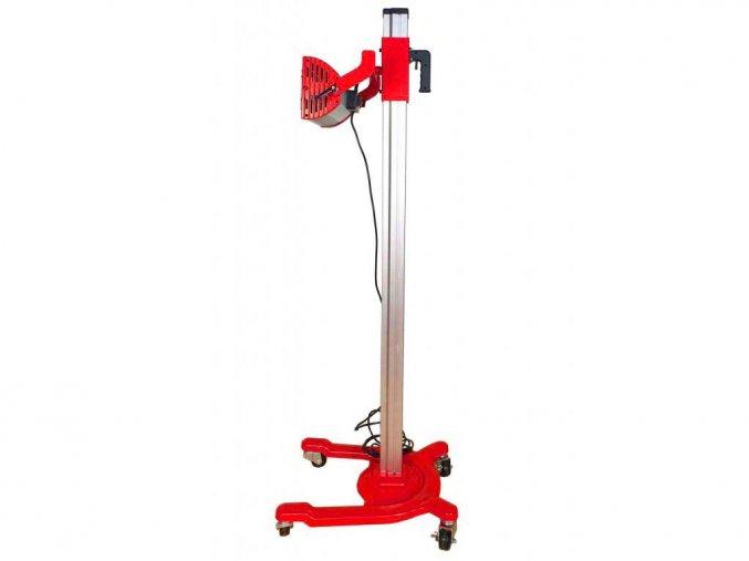 Krátkovlnný infrazářič pro sušení laků HANTtechnik 1H