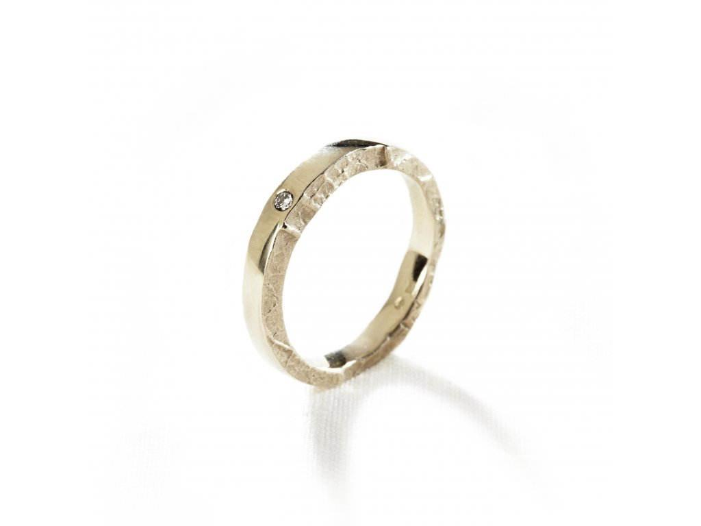 prsten s briliantem 2 043d wh sq