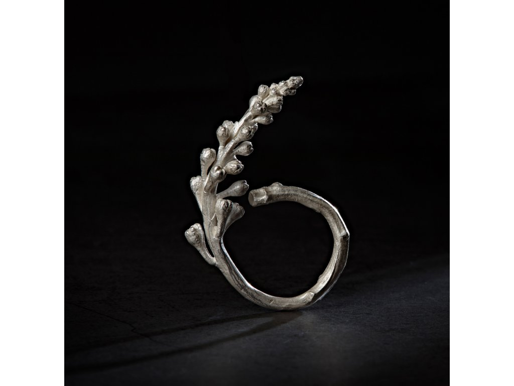 Lust prsten Ratolest Ag 925 1000 6g 042 b fin SQ