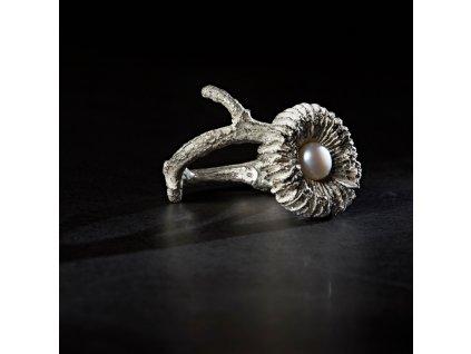 Lust prsten kvet perl 009 c SQ