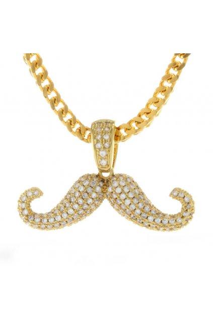 15502 2F1475522015 2Fnkx12022 14k gold mustache necklace 1100x