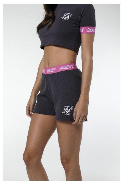 siksilk gym shorts nine iron p3538 31017 image