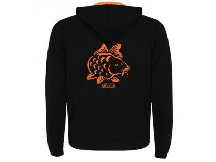 Mikina pánská Orange Carp HAPALI 10 r
