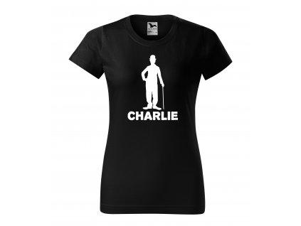 Triko dámské Charlie černé