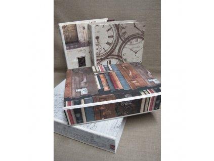 krabice na dokumenty A4