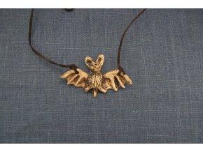 keramický netopýr menší