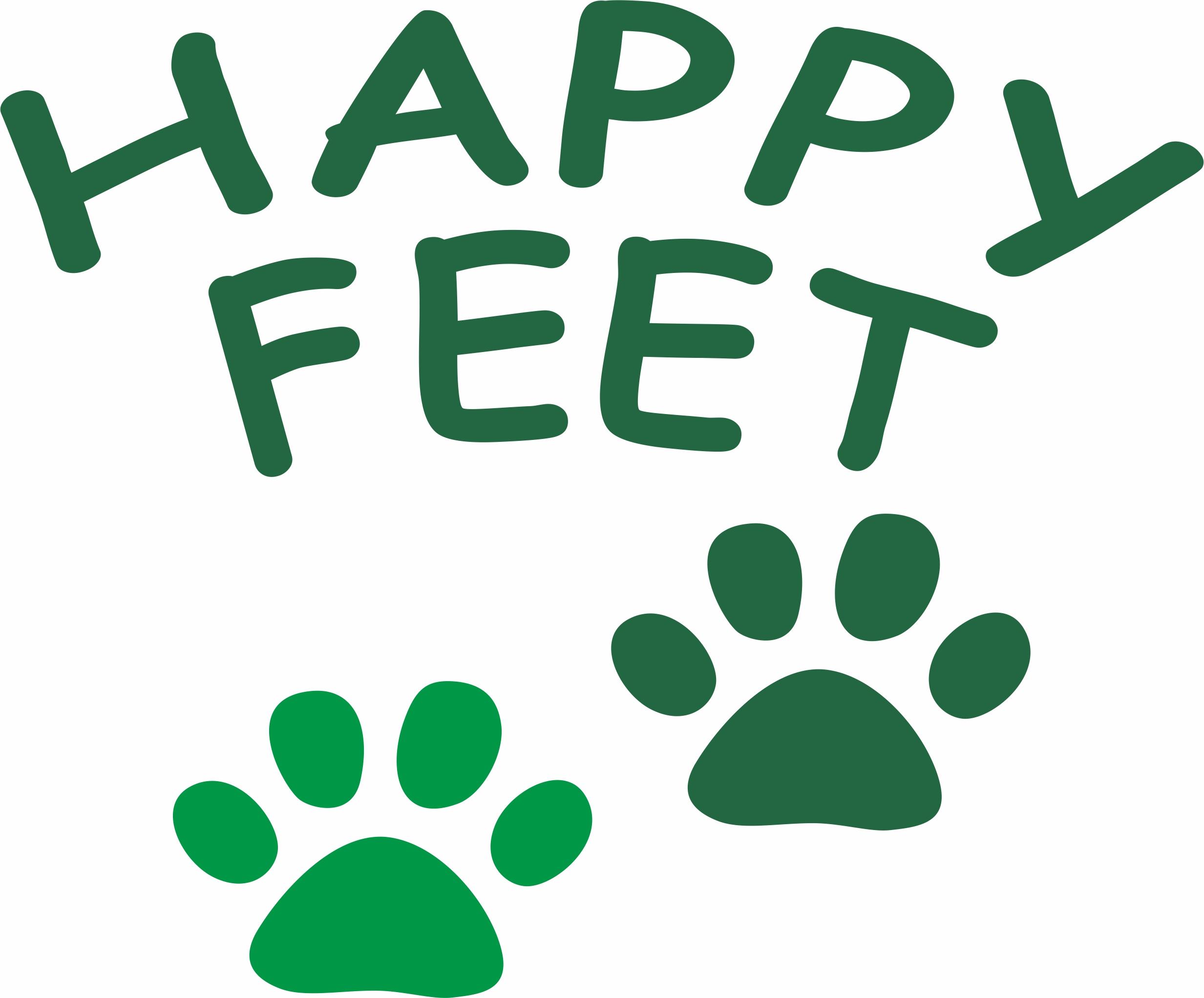 Chovatelské potřeby Happy Feet
