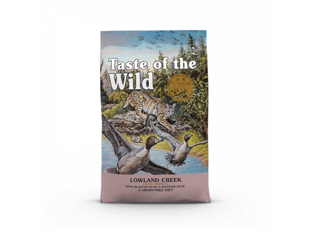 taste of the wild lowland creek