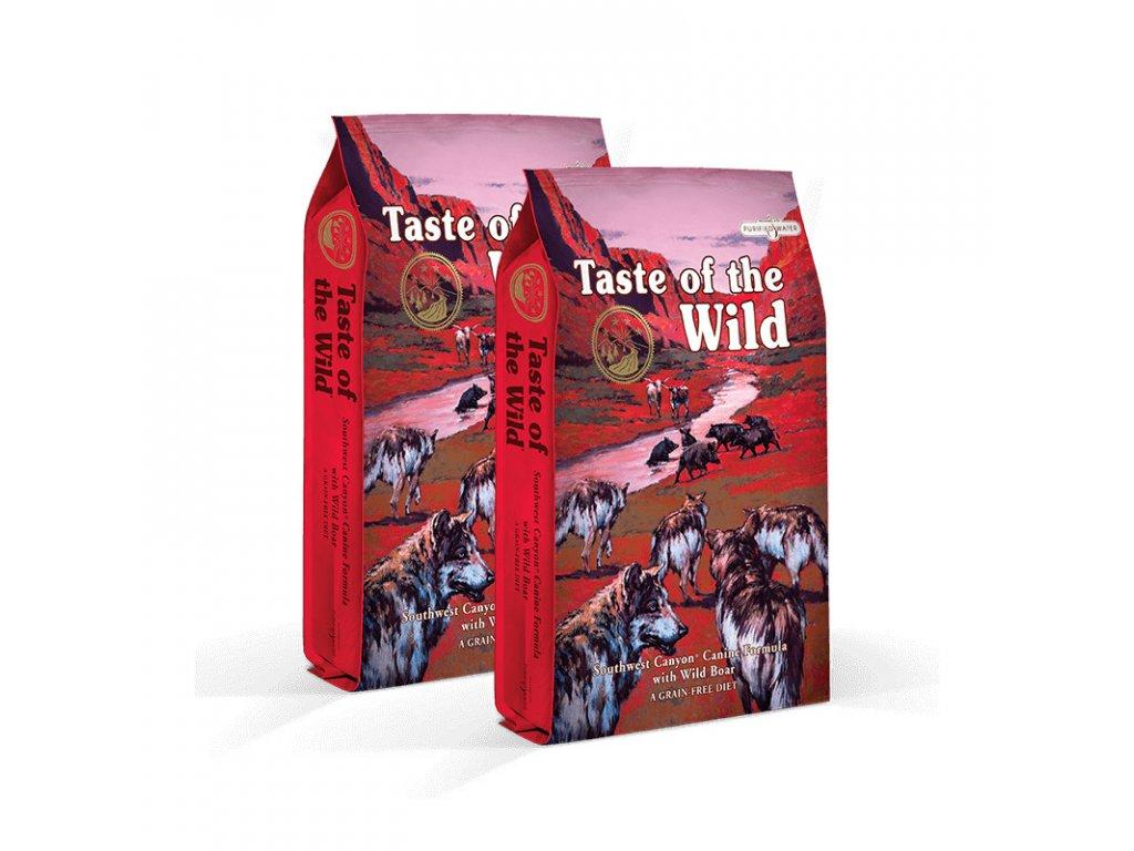taste of the wild southwest canyon canine 122 kg 122 kg doprava zdarma