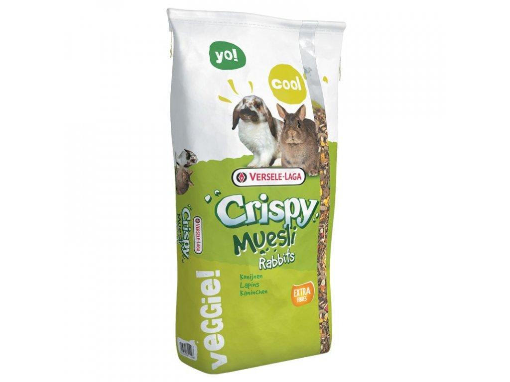 53873 PLA Versele Laga Crispy Muesli Kaninchen 20kg 5