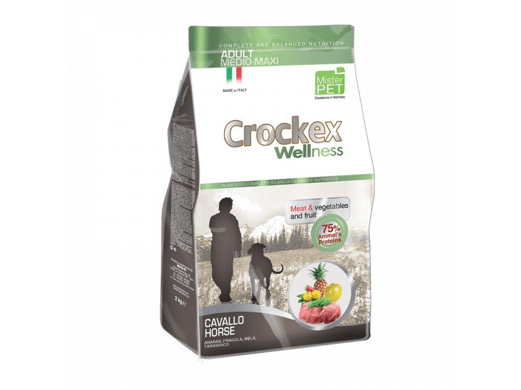 crockex adult konske maso s ryzi