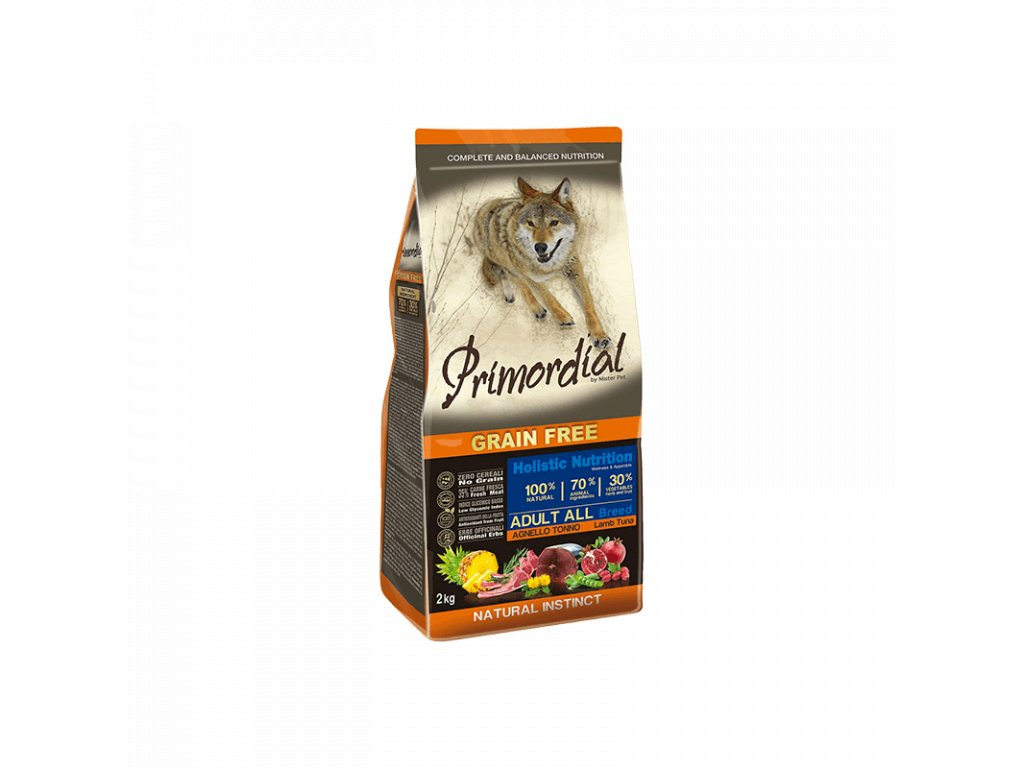 primordial adult tunalamb