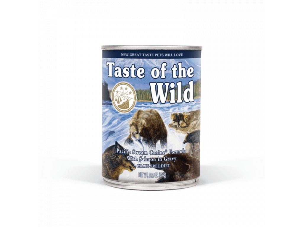 taste of the wild pacific stream konzerva 390 g