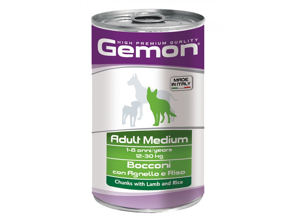 dog hp adult medium jehneci s ryzi 1250g