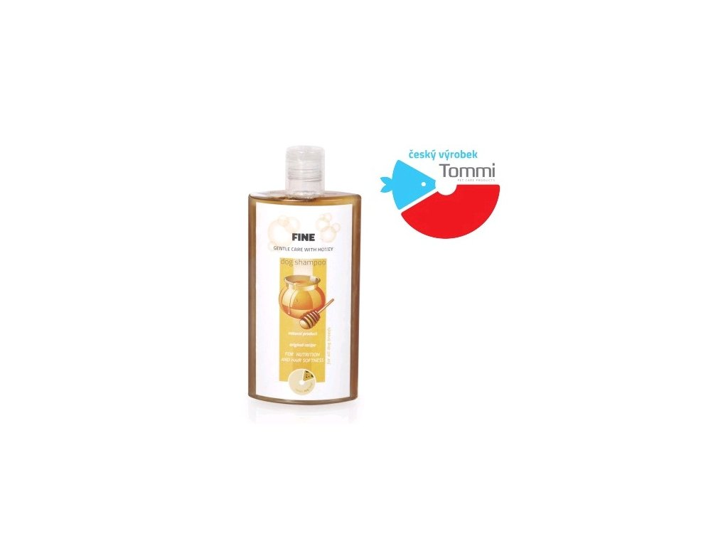 Fine Gentle - Dog Shampoo 250 ml
