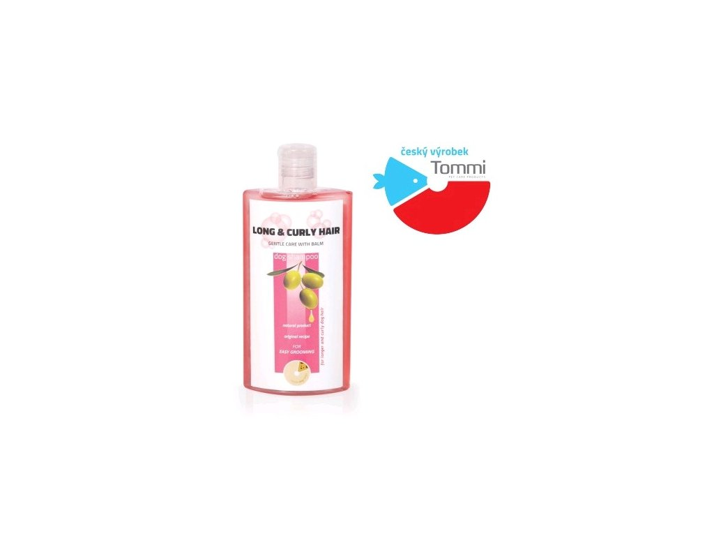 Long and Curly - Dog Shampoo 250 ml