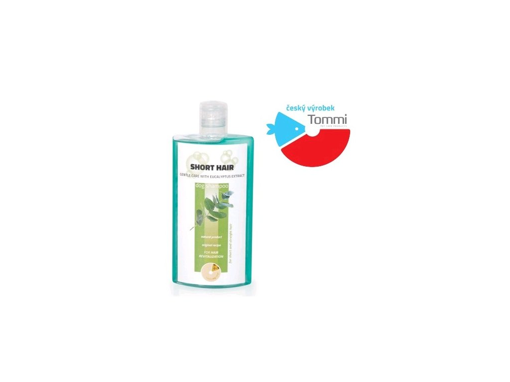 Short Hair - Dog Shampoo 250 ml