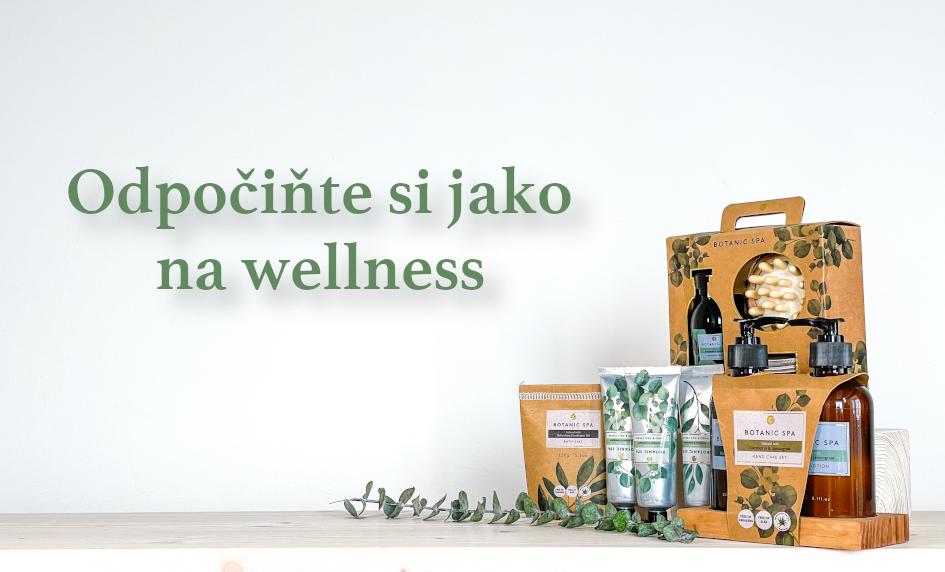 Odpočiňte si jako na wellness