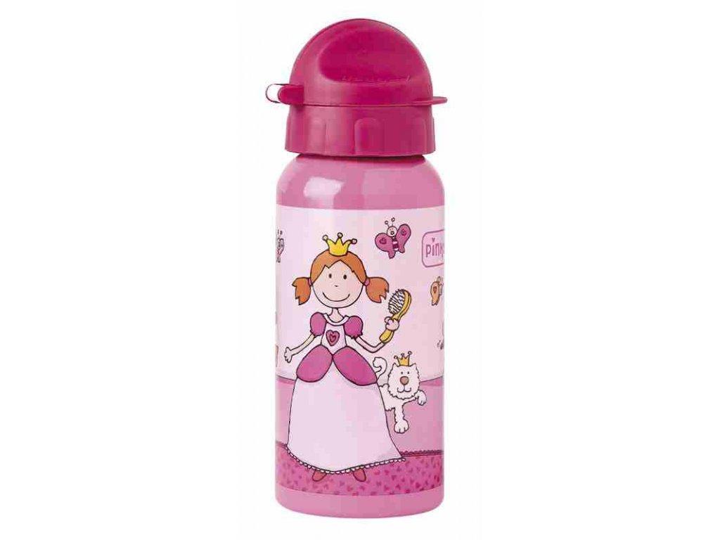 lahvička na pití  Princezna PINKY QUEENY