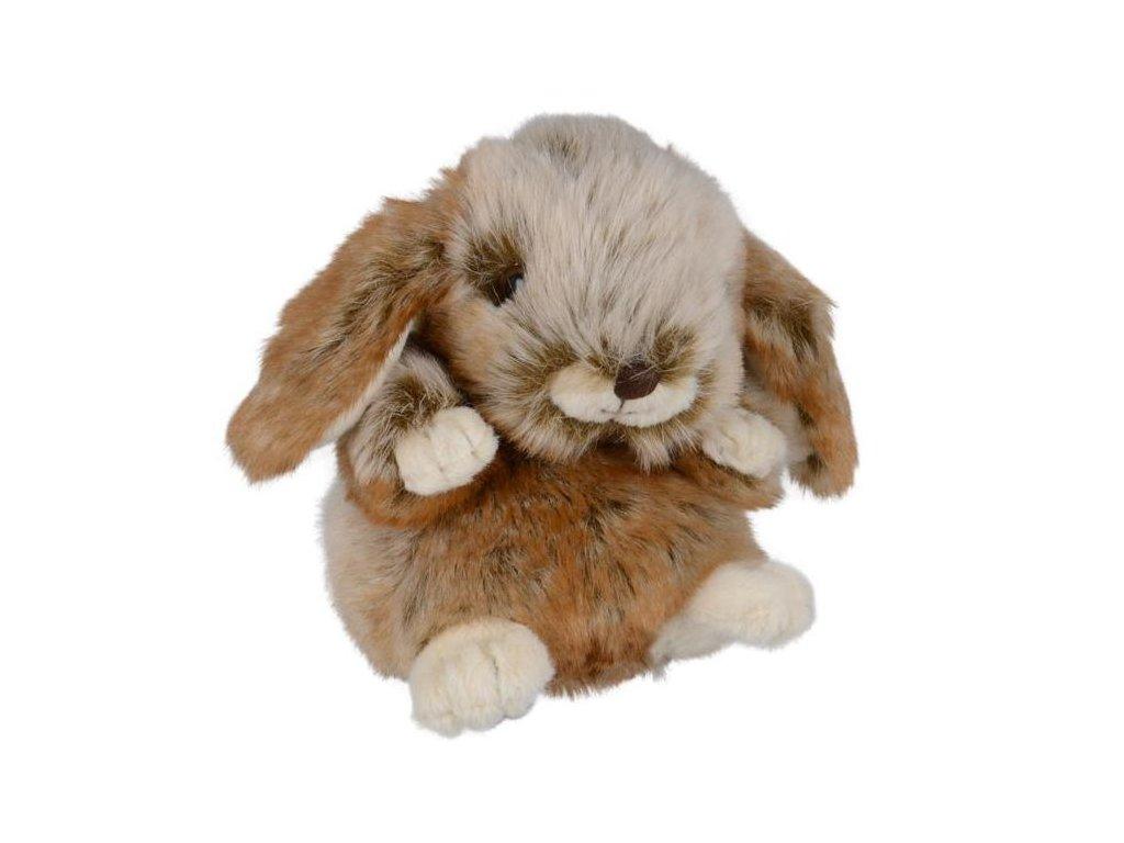 BK BABY GRAHAM hnědo-rezavý zajíc