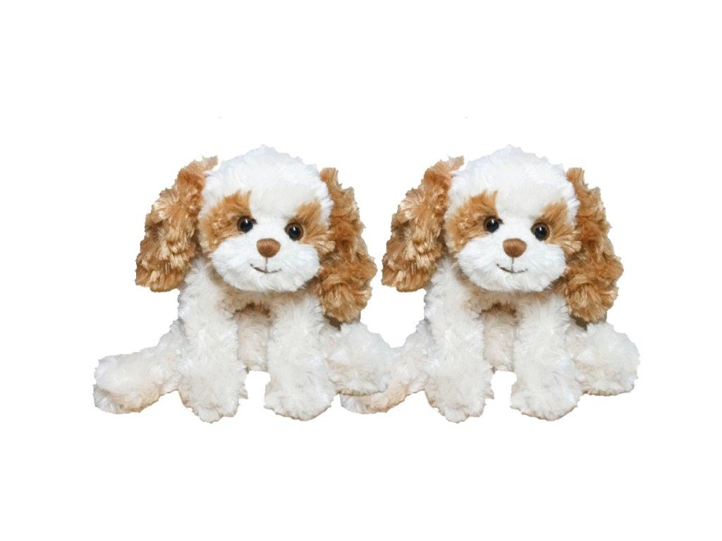 BK BUDDYLINA bílo hnědý pes
