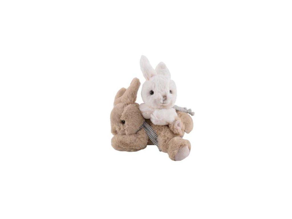 BK COCO bílý zajíc