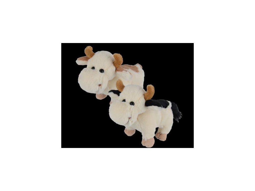 BK PLAYFUL ROSA bílo-hnědá kravička