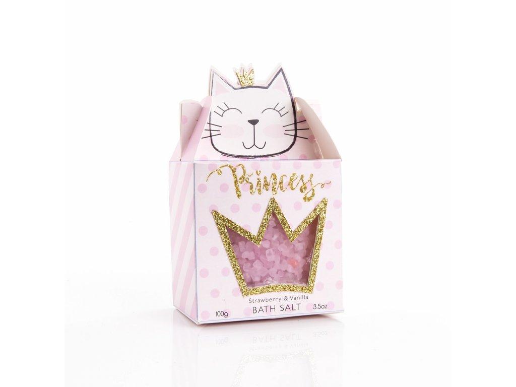 Koupelová sůl PRINCESS KITTY