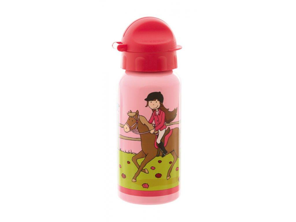 lahvička na pití Malá jezdkyně BRANDS GINA GALOPP