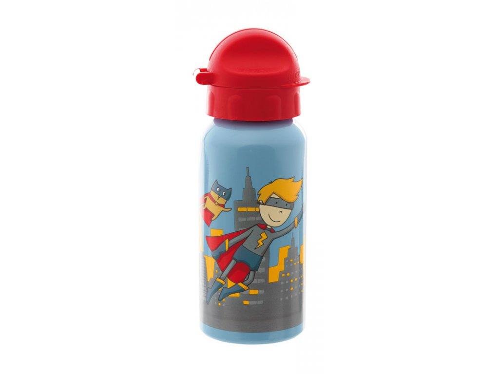 lahvička na pití Superhrdina BRANDS SUPERHELD