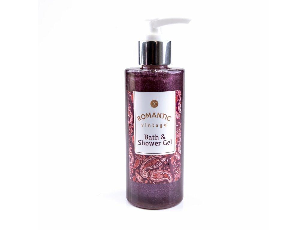 Sprchový gel ROMANTIC VINTAGE