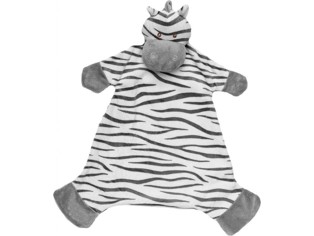 JUNGLE FRIEND Zooma zebra muchláček