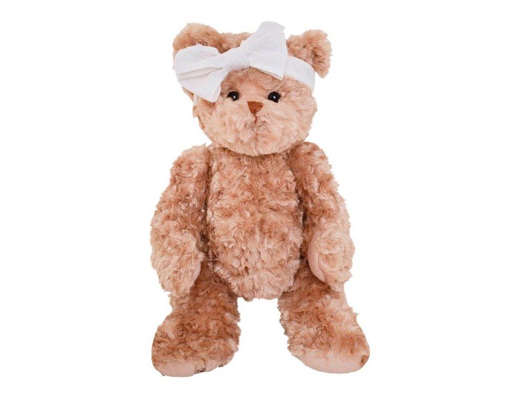 BK DANIELS GIRLFRIEND medvídek s mašlí