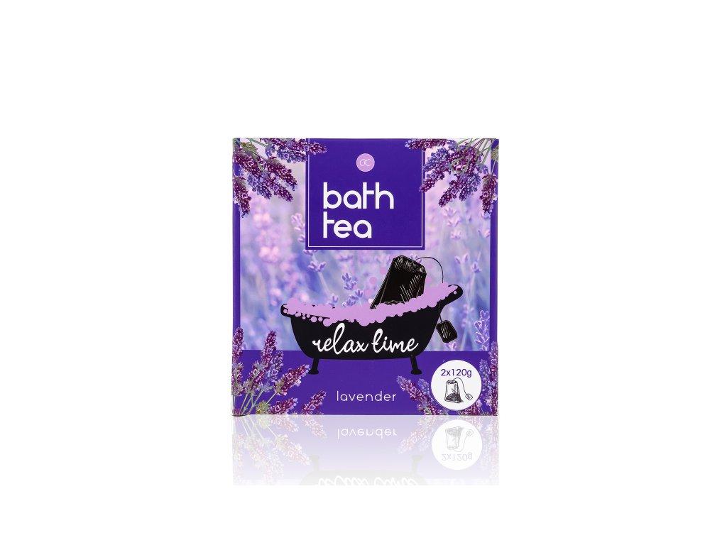 Koupelový čaj LAVENDER
