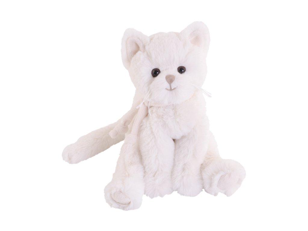 BK KATE kočička bílá (25cm) Bukowski Design