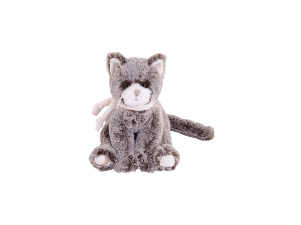 BK KITTY kočička šedá (25cm) Bukowski Design