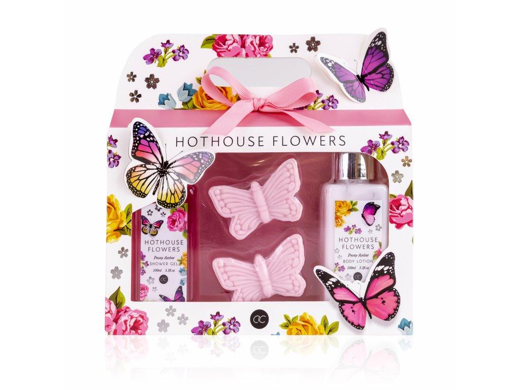 Koupelový set HOTHOUSE FLOWERS