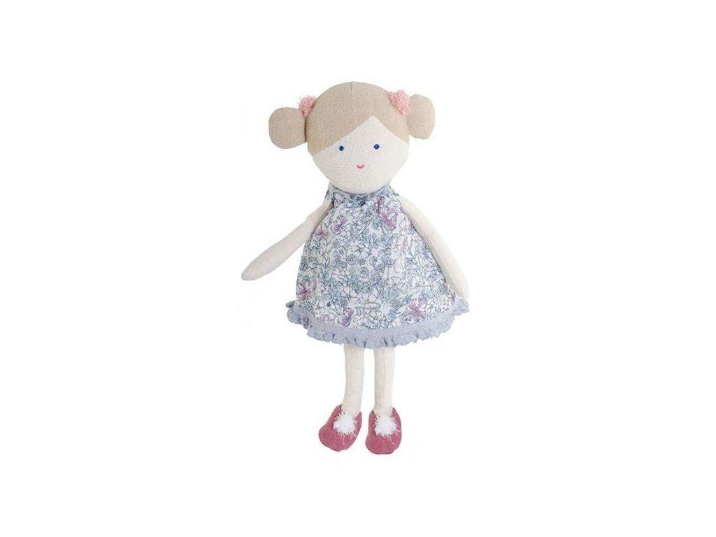 BK LILLY panenka (25cm) v květinových šatičkách Bukowski Design
