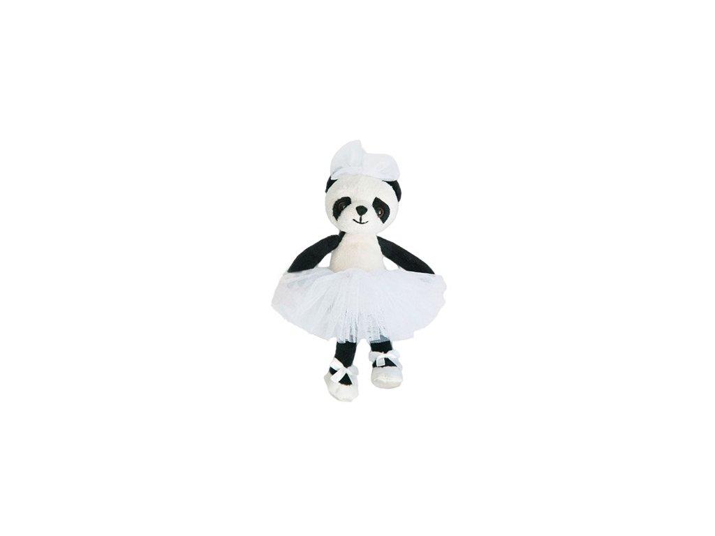 BK CARMEN panda baletka (15cm) Bukowski Design