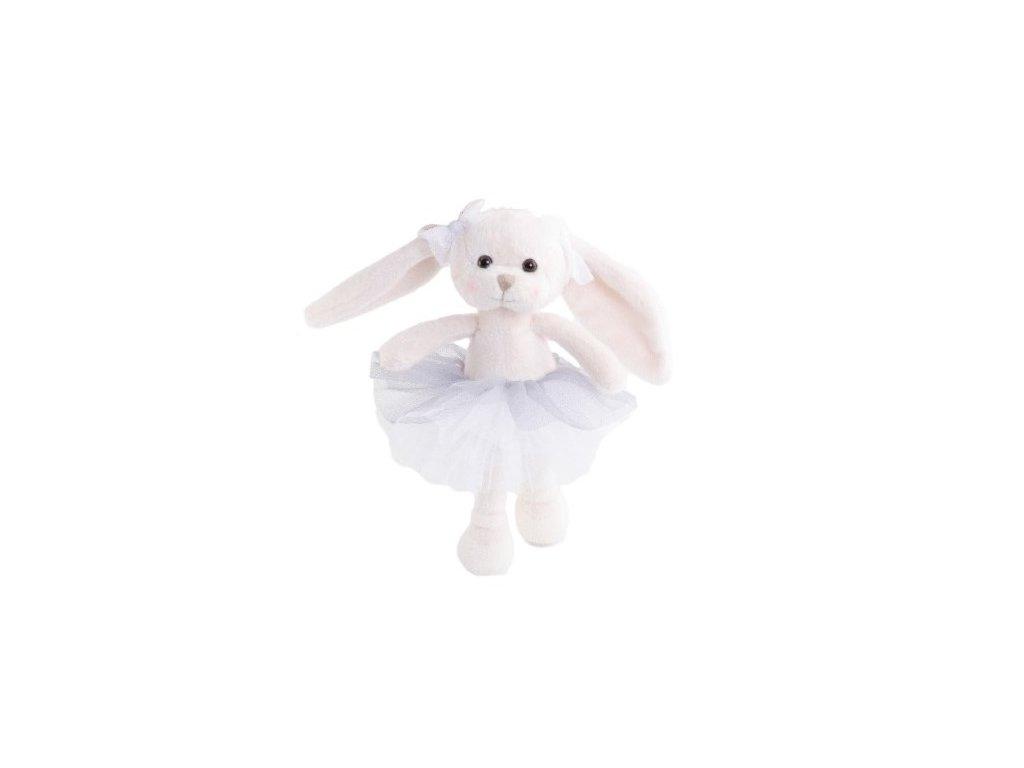 BK LITTLE DANCING MONIQUE zajíček, baletka fialová