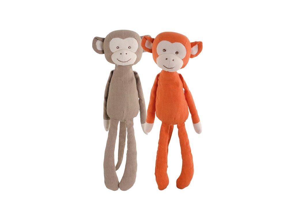 BK HOPPY oranžová opice